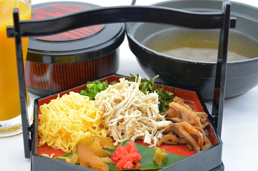 奄美 鶏飯